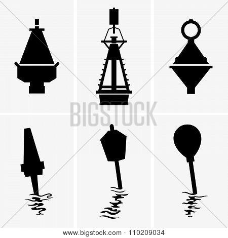 Marine buoys