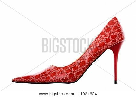 Romantic Women High Heels Red Shoes