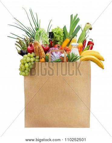 Healthy foods full package