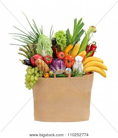 Full grocery package