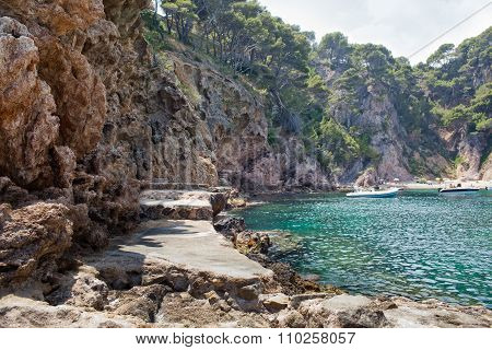Cala Futadera Beach