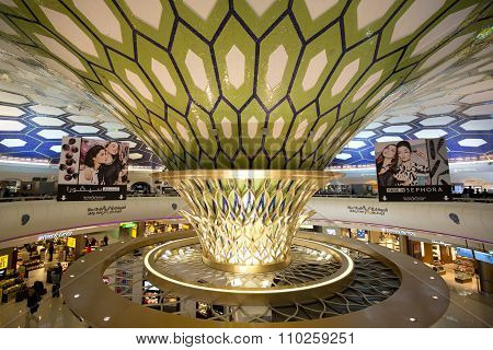 Terminal Abu Dhabi International Airport