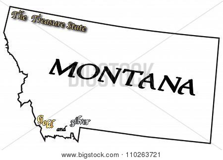 Montana Slogan And Motto