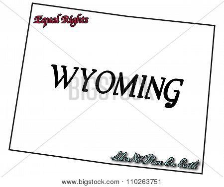 Wyoming State Motto And Slogan
