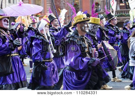 Purple Brigade