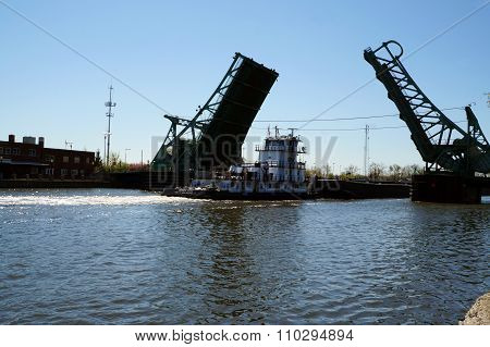 Towboat Dennis Ross