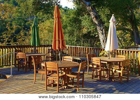 House Wooden Deck