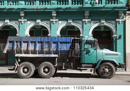 Havana Dumper truck