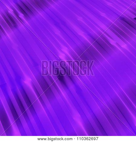 Violet streamlines