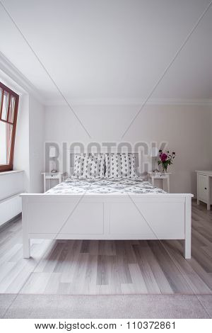 White And Tasteful Furnitures