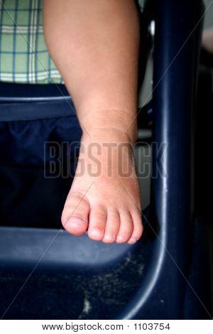 Toddler Foot