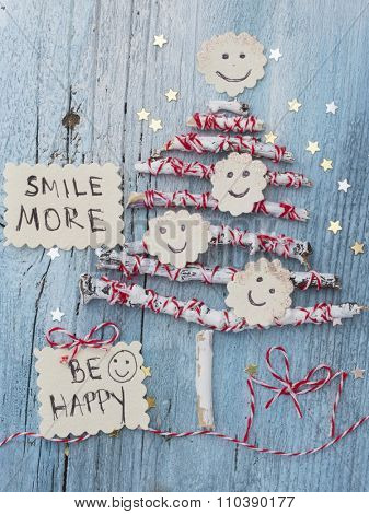 Be Happy, Christmas wish