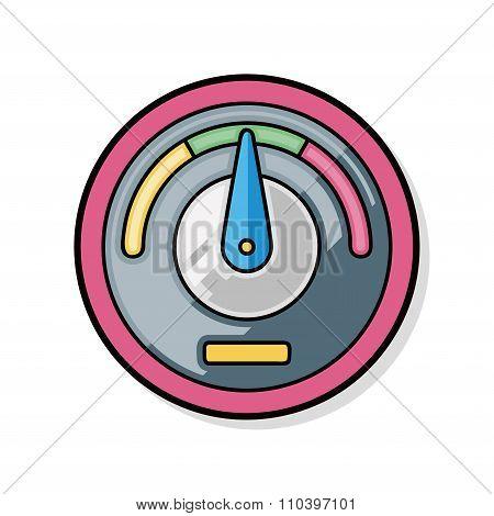 Odometer Doodle
