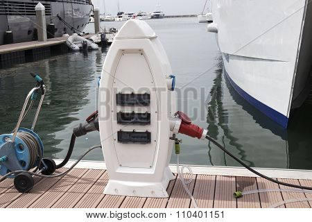 Power Supply For Boat Charging