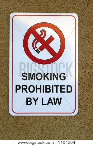 Smoking Signboard