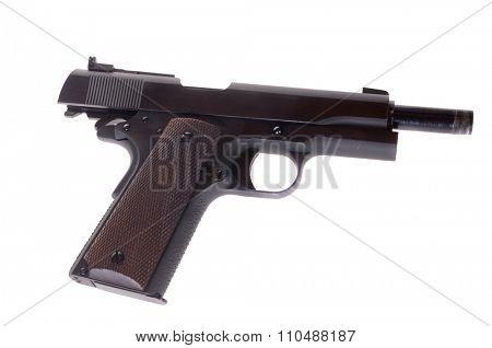 Vintage 1911 semi automatic pistol