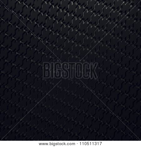 Depth color pattern wallpaper
