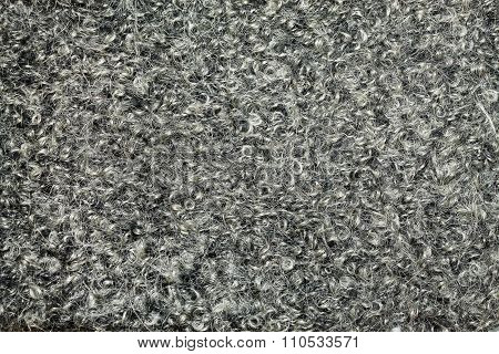 mohair knitted fabric