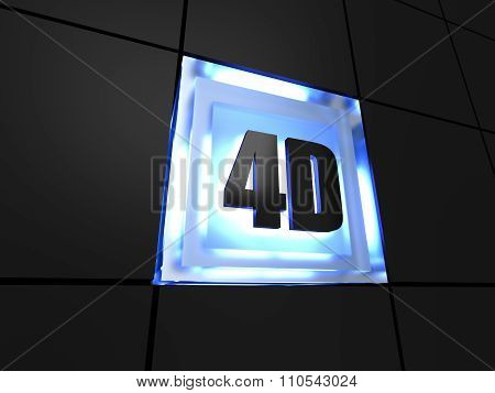 4D film - 3D film with physical effects