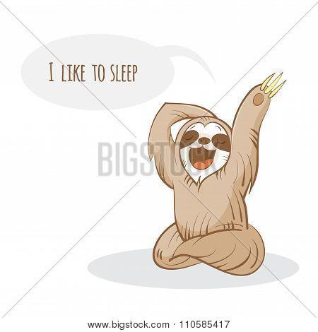 I Like To Sleep.