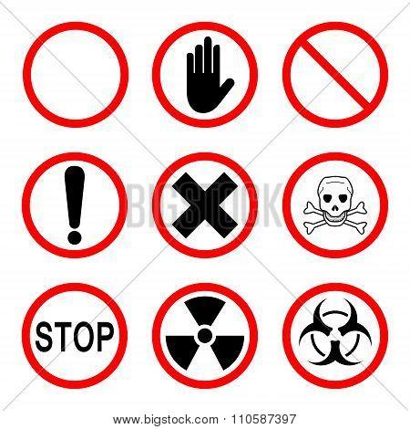 Limiting And Warning Signs