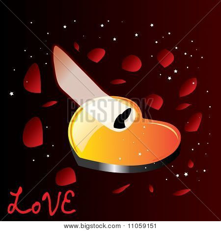 Love Candle