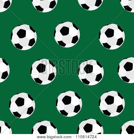 Soccer Ball Pattern