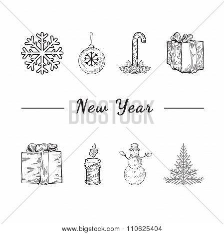 Christmas Celebration Concept