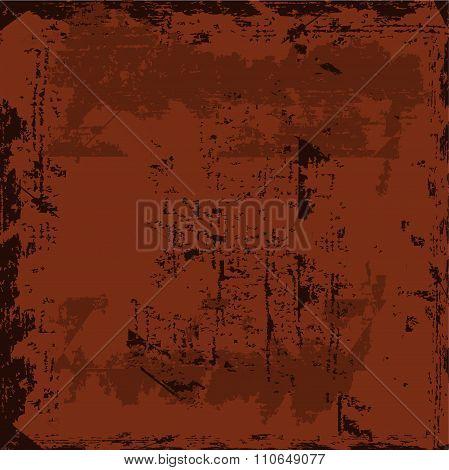 Vector Starainny Rusty Weathered Shabby Background
