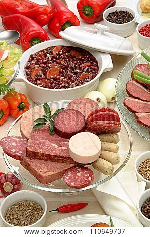 Feijoada Typical food