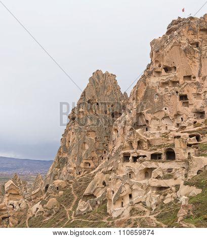 Uchisar, Turkey