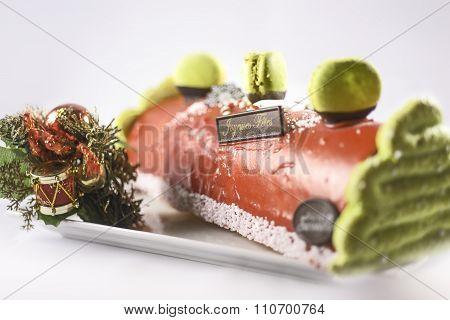 Christmas Cakes / Buches De Noel