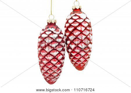 Two Fir Cones
