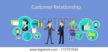 Customer Relationship Concept Design
