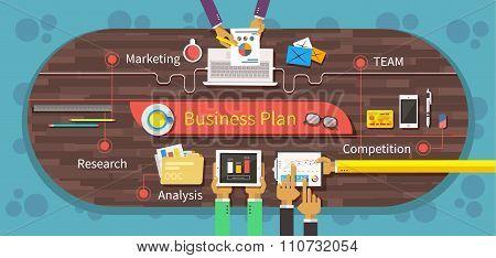 Business Plan Marketing Research Analysis