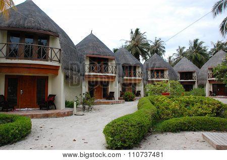 Bungalows At Bandos Island Maldives
