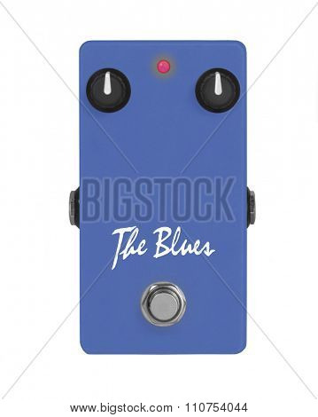 Guitar Effect Pedal - Music Genre - The Blues