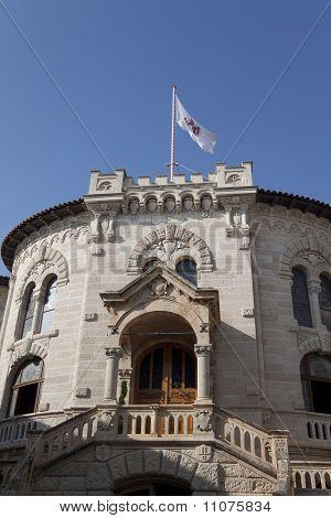 Palacio De Justicia Monaco