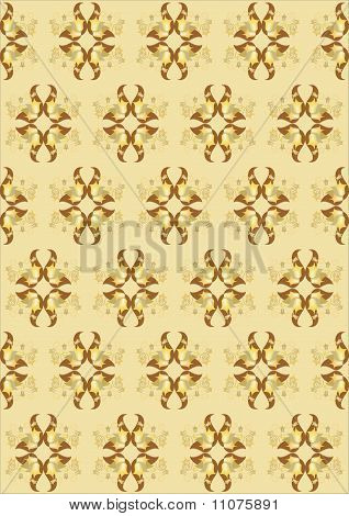 background pattern - yellow