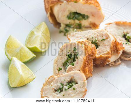 Chicken Kiev