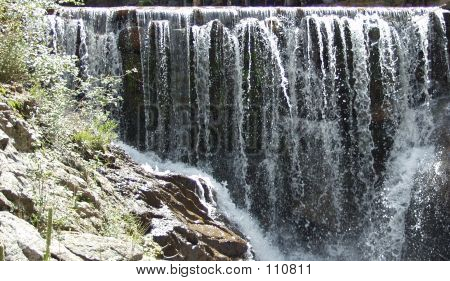 Fingered Water Fall