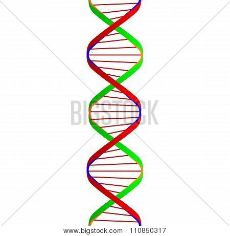 Dna Twin Spiral