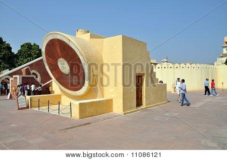 Jantar Mantar Observatory