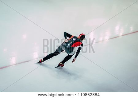 girl athlete skater
