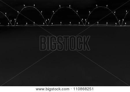 Abstract Light Decor