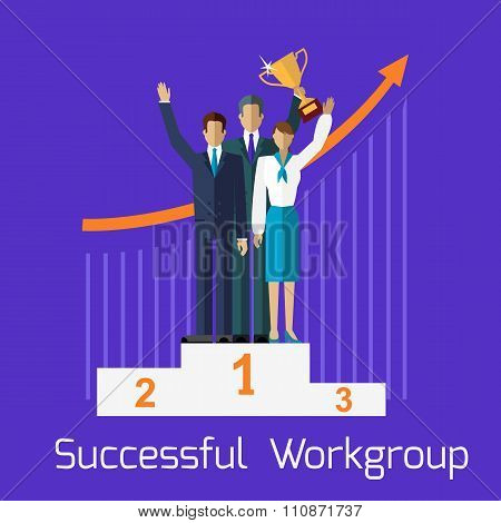 Successful Workgroup People Design