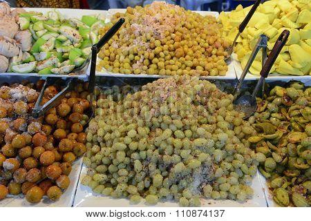 Asia Thailand Bangkok Market Thai Food