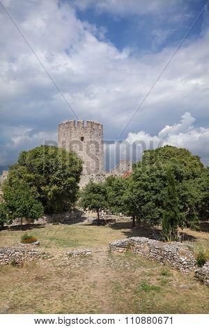 Platamonas Castle Greece