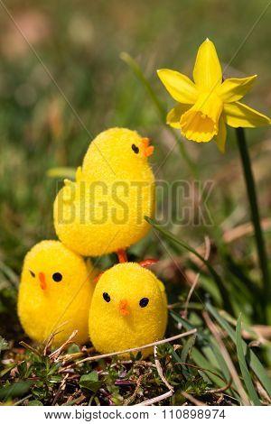 Teamwork In Yellow