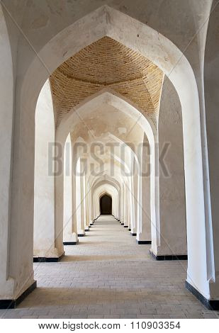 View From Kalon Mosque - Bukhara - Uzbekistam